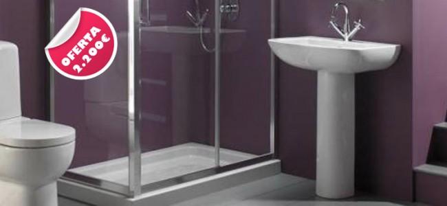 Oferta Reforma economica de cuarto de baño